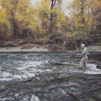 Fall Season Walk and Wade Trips